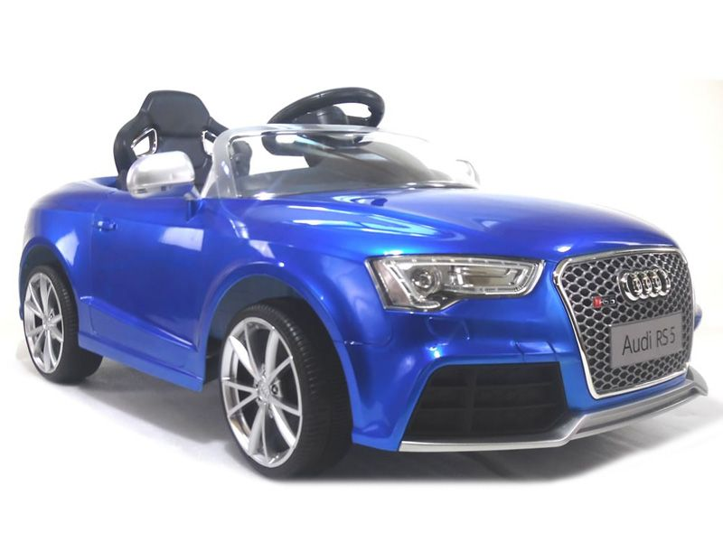 Kids Electric Cars Audi Official Replica Toy Motorised